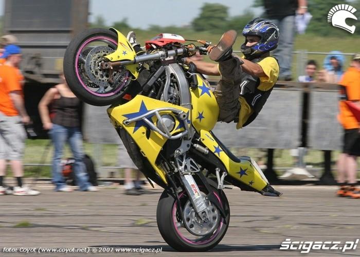 crazy-d wheelie