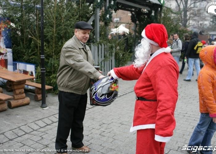akcja charytatywna motomikolaje 2009