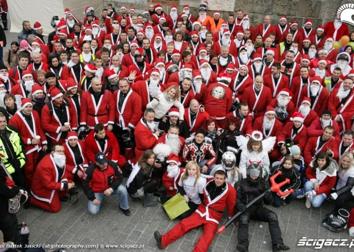 grupowo motomikolaje krakow 2009