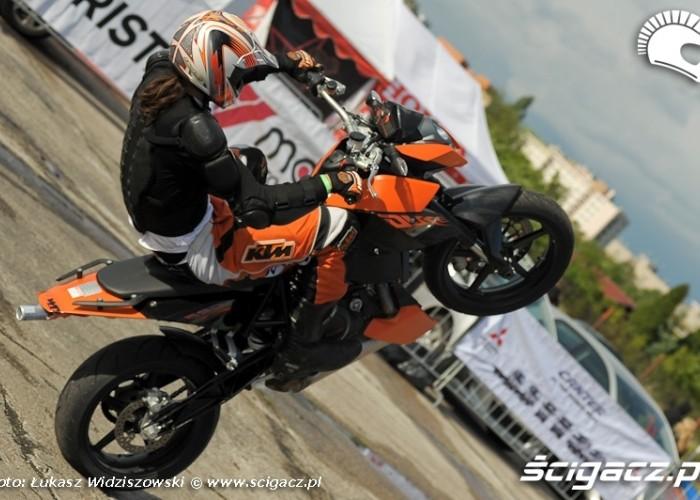 Bemowo Extreme moto 2009 stunter
