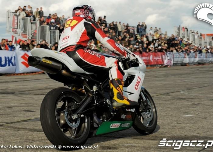 Bemowo Extreme moto 2009 szkopek