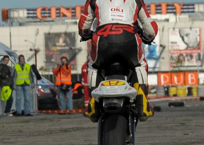 Bemowo Extreme moto 2009 szkopek guma