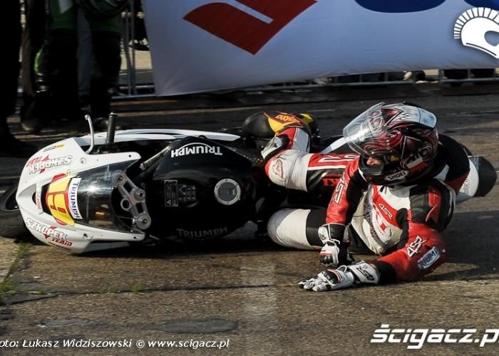 Extreme moto 2009 Pawel Szkopek gleba