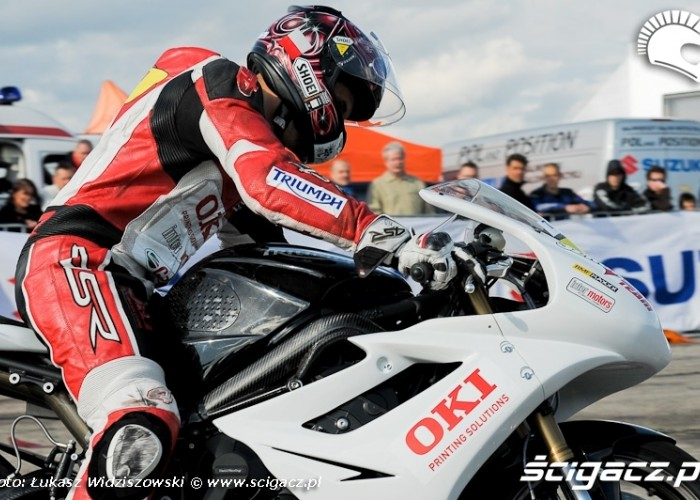 Extreme moto 2009 pokaz szkopek