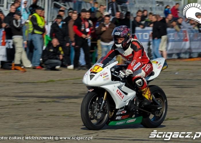 Extreme moto 2009 szkopek