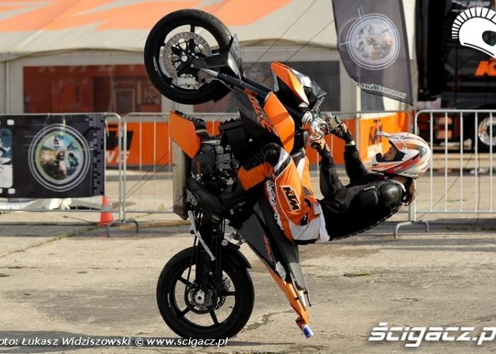 Lotnisko Bemowo Extreme moto 2009