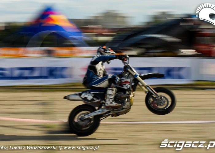 Lotnisko Bemowo Extreme moto 2009 Supermoto