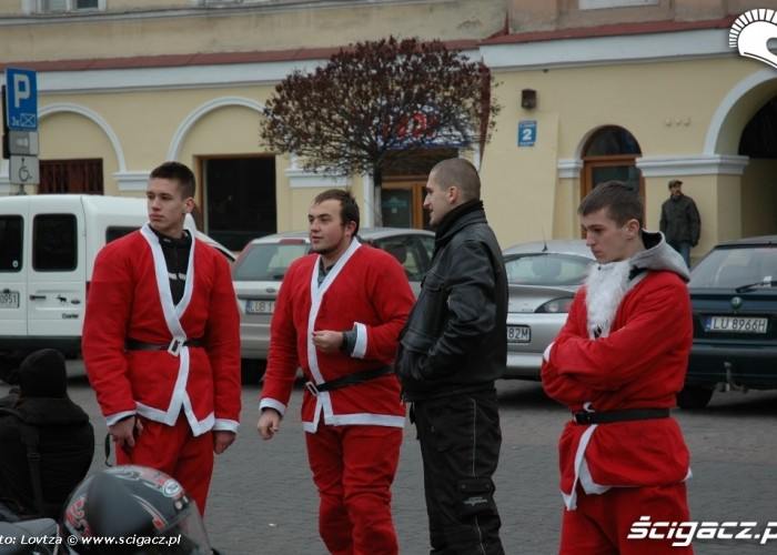 Mikolaje w Lublinie 2009 7