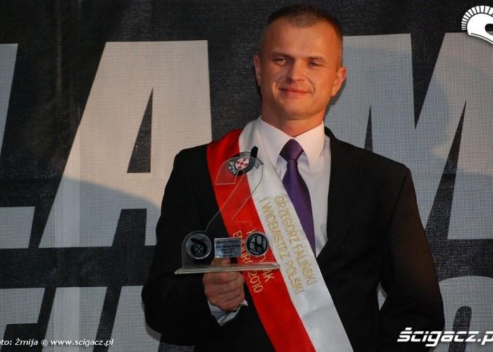 Grzegorz Falinski Wicemistrz Polski Enduro ATV 4k