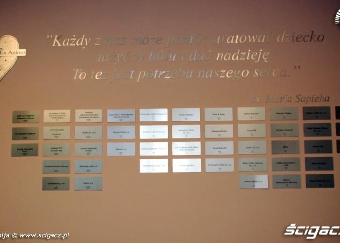 cdt tablica pamiatkowa centrum zdrowia dziecka