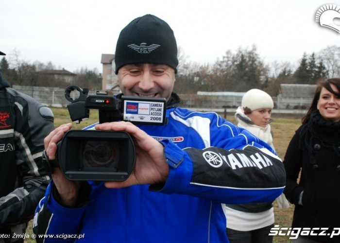 Michal Pernach Perek z kamera