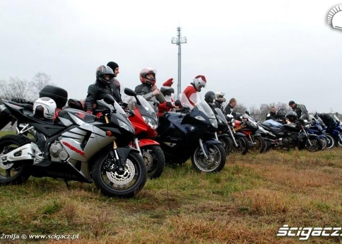 motocykle akcja motocyklisci dzieciom