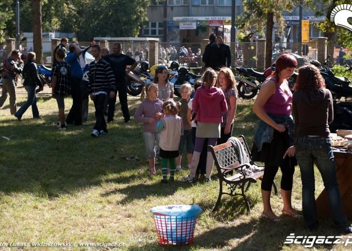 motopiknik dla dzieci