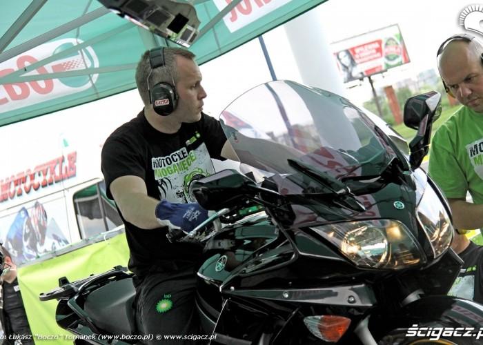 FJR Yamaha Motocyklowa Niedziela BP
