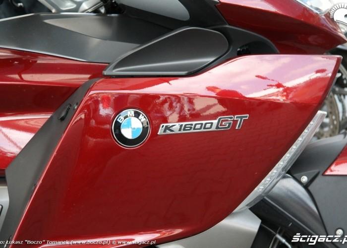 K1600GT Motocyklowa Niedziela BP