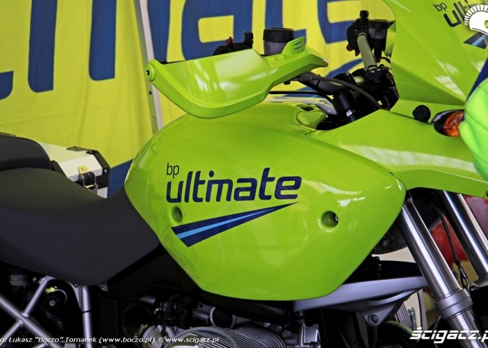 Motocyklowa Niedziela BP GS ultimate