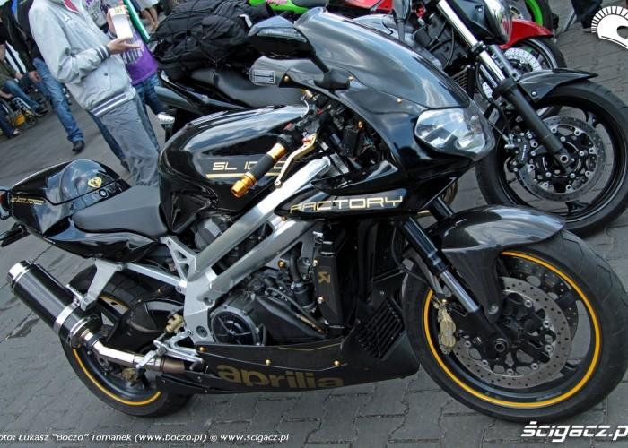 Motocyklowa Niedziela BP SL1000