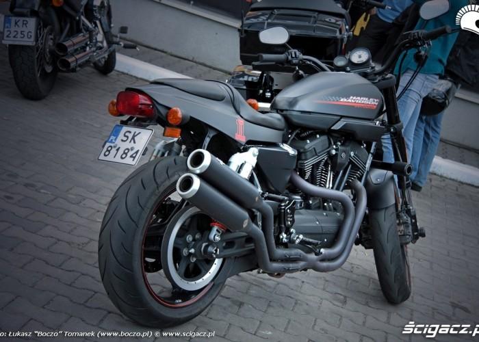Motocyklowa Niedziela BP XR1200X