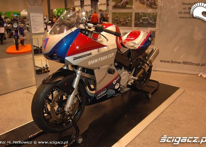 BMWF800Cup motocykl