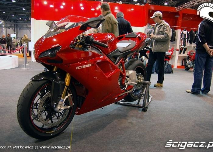Ducati 1098S MBS