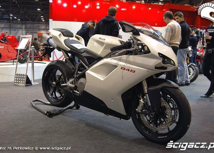 Ducati 848 MBS