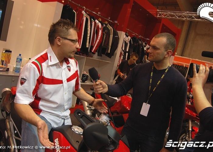 Ducati Darek Kowalczuk