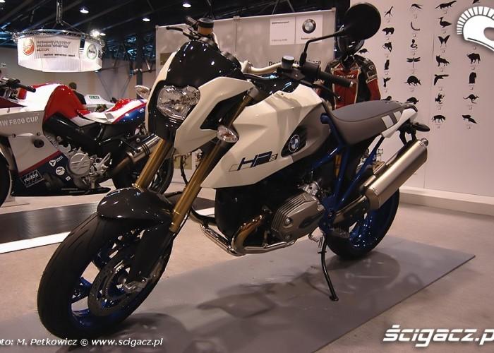 HP2Megamoto BMW