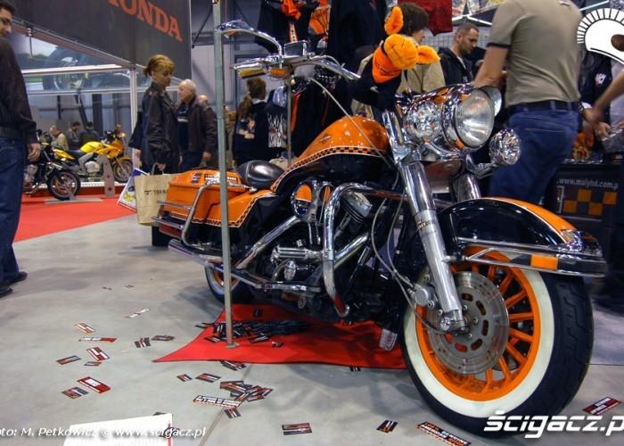 Harley Davidson Knuklehead