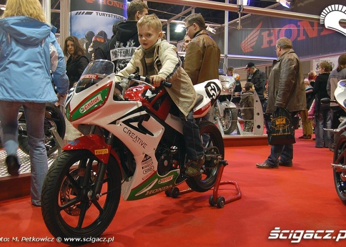 Honda CBR125Cup