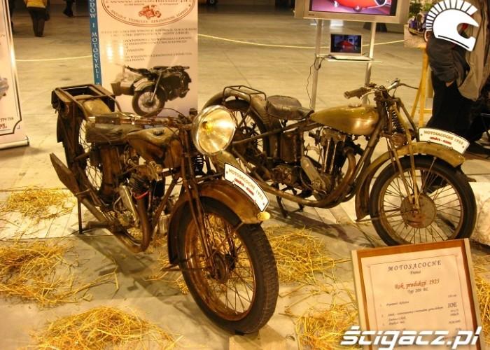 oldtimer bikes