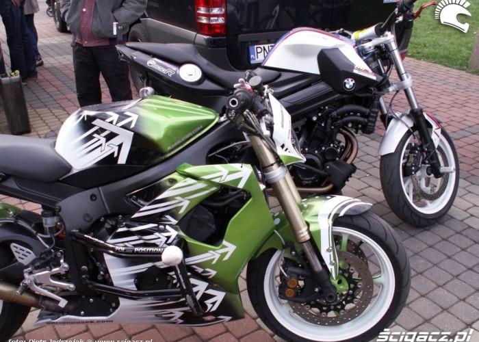 Pasio Raptowny motoserce 2010 warszawa