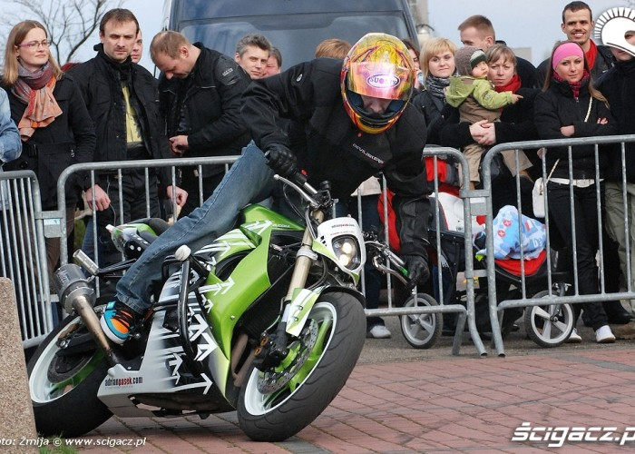 Pasio drift motoserce 2010 warszawa