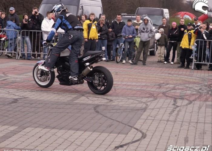 Raptowny motoserce 2010 warszawa 1
