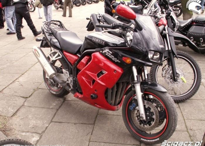 fazer owiewka motoserce 2010 warszawa