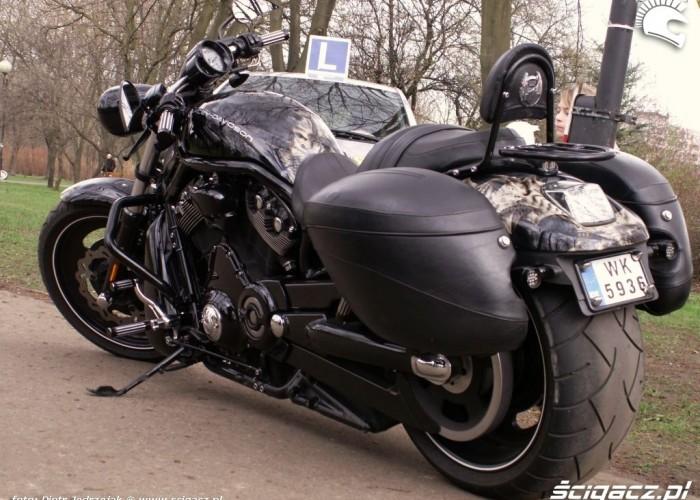 harley davidson motoserce 2010 warszawa