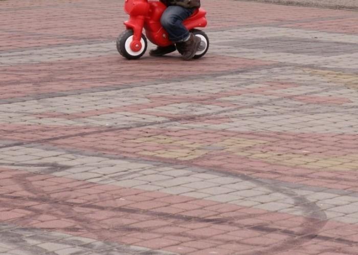 mlody motocyklista motoserce 2010 warszawa