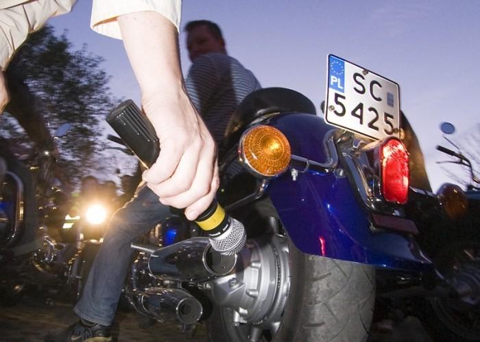 mikrofon przy rurze rozpoczecie sezonu 2009 mlodzi mlodym czestochowa 2009 c mg 0048