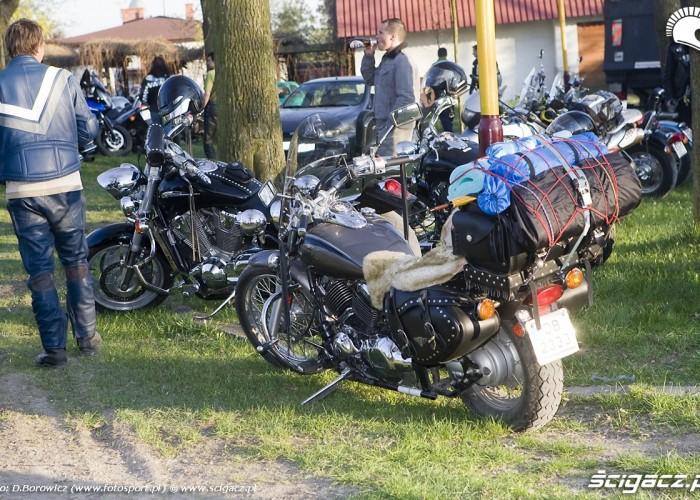 obladowany motocykl rozpoczecie sezonu 2009 mlodzi mlodym czestochowa 2009 a mg 0207