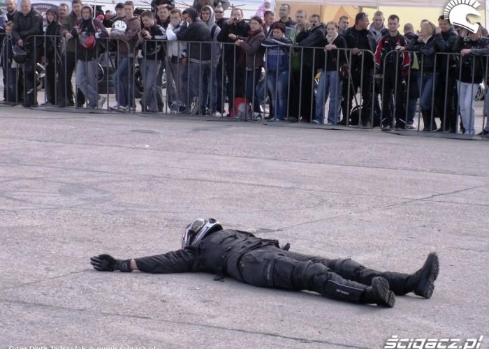 ciuchy po darciu Otwarcie sezonu motocyklowego Bemowo 2010