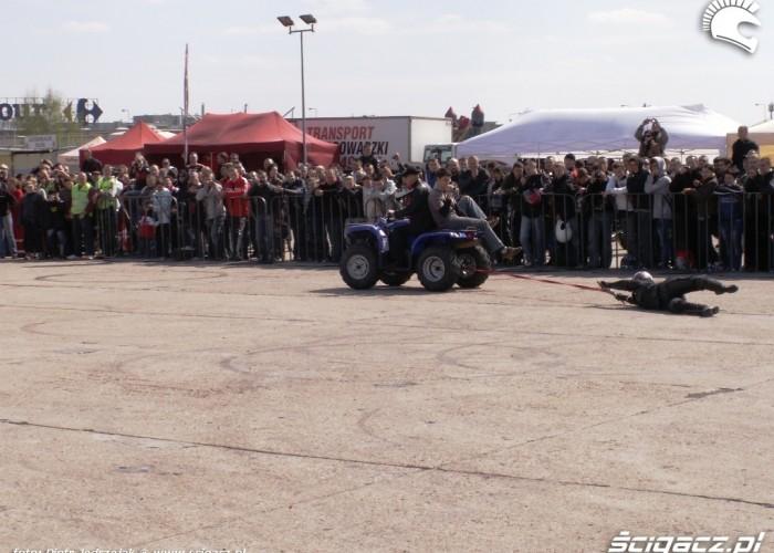 darcie ciuchow Otwarcie sezonu motocyklowego Bemowo 2010