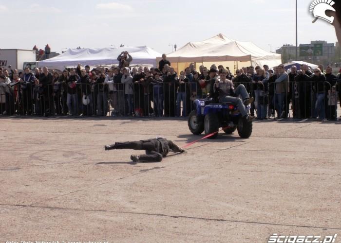 darcie ret bike Otwarcie sezonu motocyklowego Bemowo 2010