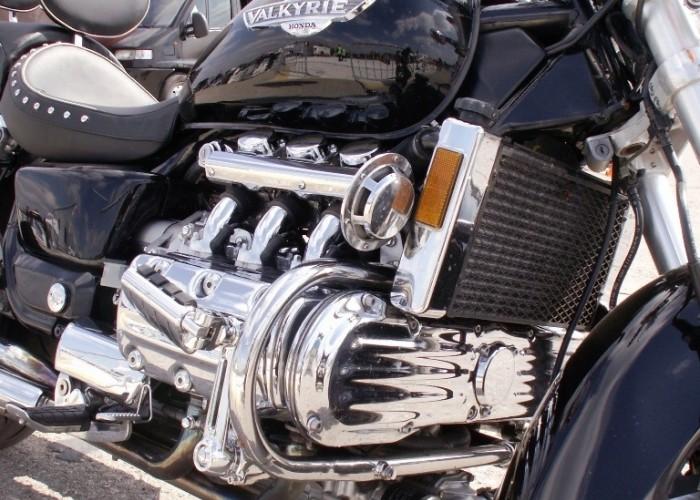 honda valkyrie Otwarcie sezonu motocyklowego Bemowo 2010