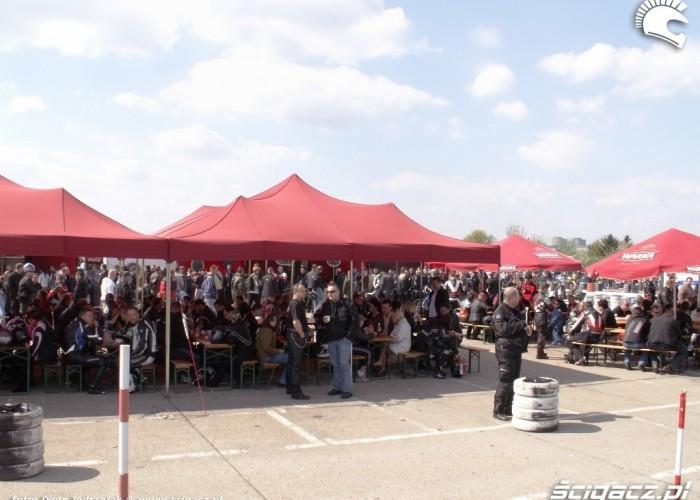 jedzenie Otwarcie sezonu motocyklowego Bemowo 2010