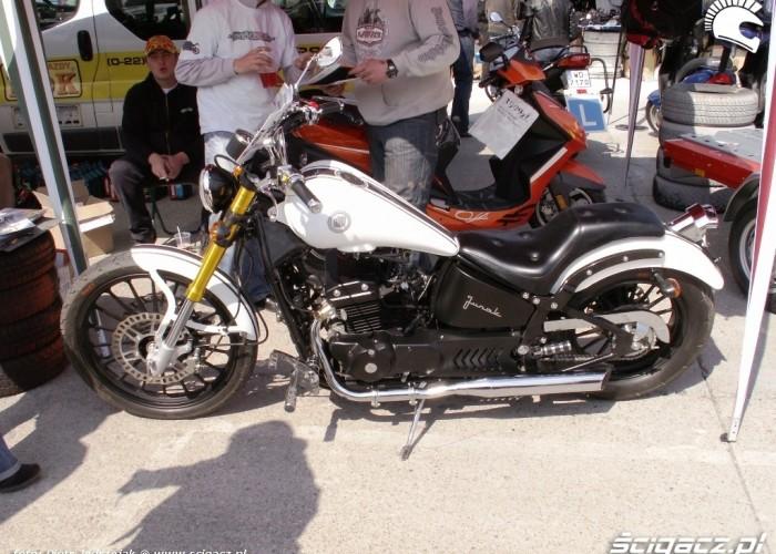 junak Otwarcie sezonu motocyklowego Bemowo 2010