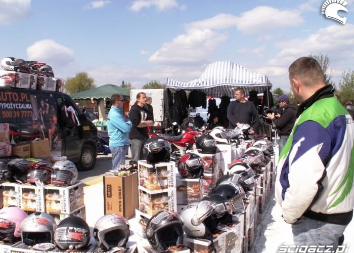 kaski Otwarcie sezonu motocyklowego Bemowo 2010