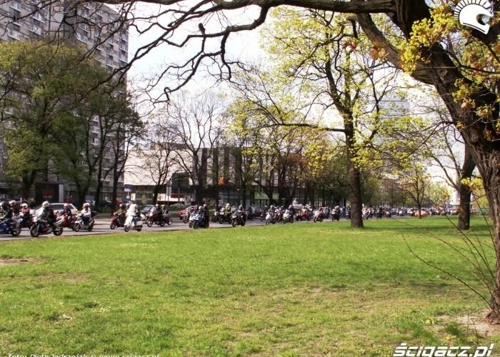 parada Otwarcie sezonu motocyklowego Bemowo 2010