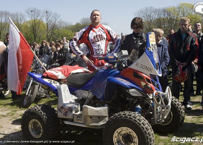 rafal sonik motocyklowa msza swieta zlot gwiazdzisty jasna gora 2009 b mg 0128