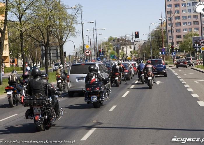 wyjazd motocyklowa msza swieta zlot gwiazdzisty jasna gora 2009 b mg 0190
