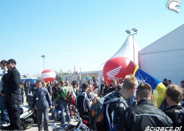 Ogolnopolskie Otwarcie Sezonu Motocyklowego 2009