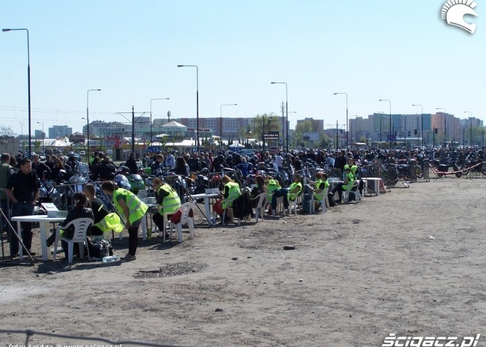 Ogolnopolskie Otwarcie Sezonu Motocyklowego Bemowo 2009